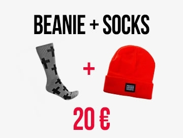 Beanie + Socks Bundle
