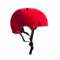 Alk 13 - Krypton Helmet - Glossy Red
