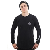 Black Jack - Messer Longsleeve 2015 - Black