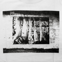 Black Jack - Zeit T-shirt - White