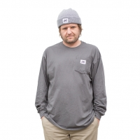 BladeLife - 5th Anniversary Pocket Longsleeve - Dark Grey
