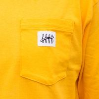 BladeLife - 5th Anniversary Pocket Longsleeve - Yellow
