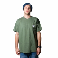 BladeLife - 5th Anniversary Pocket Tee - Dark Green