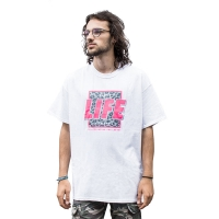 Bladelife Life Air Tee - White