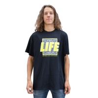 Bladelife Life Air TS - Black/Green Print