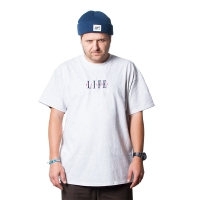 BladeLife - Life Tee - Light Grey