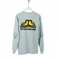 Bladelife Mr Rollerblader LS - Grey