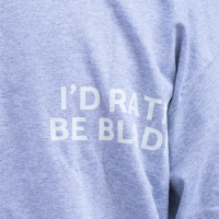 Bladelife Signature LS - Heather Grey/Red