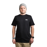 Bobik Lee - T-shirt - Black