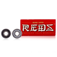 Bones Bearings - Super Reds (16 pcst.)