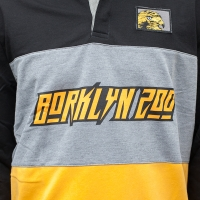 Borklyn Zoo - Polo Sweater