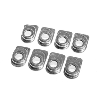 Create Originals - CRS Full Metal Spacer - Set (8 szt.)