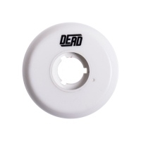 Dead Team 58mm/92a - White/Fuchsia Ring