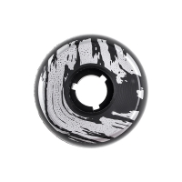 Dead - Team 58mm/95a - Black/Silver Ring