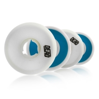 Dead - Team Wheel 58mm/88A - White/Blue