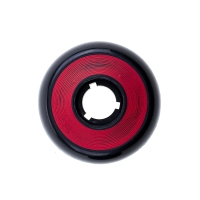 Dead - Team Wheel 58mm/92A - Black/Red