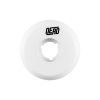 Dead - Team Wheel 58mm/95a - White/Yellow
