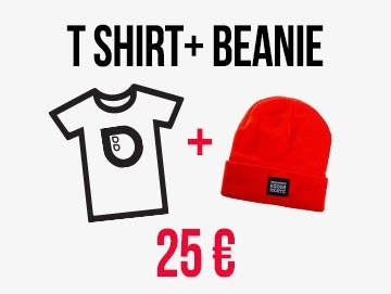 Beanie + T-shirt Bundle