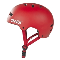 Ennui - BCN Basic Helmet - Red