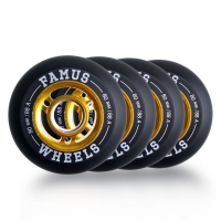 Famus - Alu Fulgurante Wheel 80mm/88A (4 szt.)