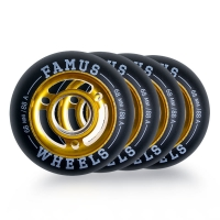 Famus - Alu Furtive Wheel 68mm/88A (4 szt.)