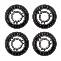 Famus Anthony Avella Legend 60mm/88a - Silver/Black (x4)