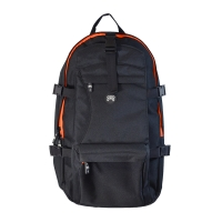 FR - Backpack Slim - Black/Orange