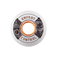 Ground Control - Elevation White/Orange - 59mm/90a