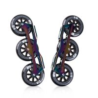 Ground Control - Tri-Skate Frame V2 - 110mm - Oilslick - Ready2Roll