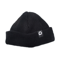 Hedonskate - Docker Short Beanie - Black