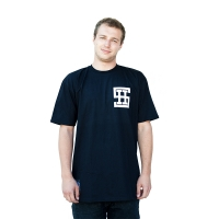 Hedonskate - HS Chest Logo - Tshirt - Black