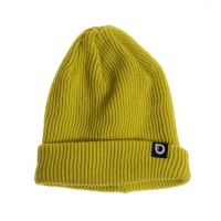 Hedonskate Long Beanie 2020 - Lemon