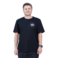 Hedonskate Small Tear TS - Black