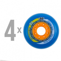 Hyper - Concrete SL 80mm/84a - Blue/Orange (4 pcs.)
