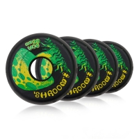 Hyper - Shroom 66mm/90a - Black