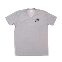 Jug - V-Neck T-Shirt - Grey