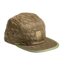Kaltik 5 Panel Cap - Green