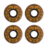 Kaltik Face 59mm/89a - Brown (4 szt.)