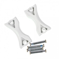 Kizer - Element Frame Grindblocks - White