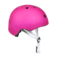 Powerslide - Allround Kids Helmet - Różowy