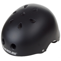 Powerslide - Allround Stunt Helmet - Black