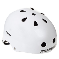 Powerslide - Allround Stunt Helmet - White