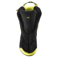 Powerslide - MyFit Liner Fat Boy - Black/Yellow