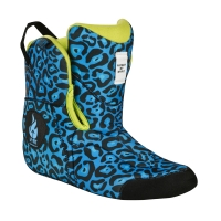 Powerslide - MyFit Liner Fat Boy - Blue Leo