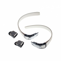 Razors - Buckle Kit - White