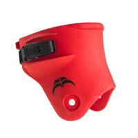 Razors - Cuffs - Red