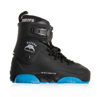 Razors Genesys I - Black/Blue - Boot Only