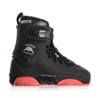 Razors Genesys I - Black/Red - Boot Only