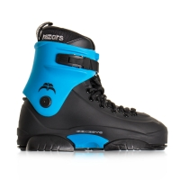 Razors Genesys II - Black/Blue - Boot Only