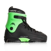 Razors Genesys II - Black/Green - Boot Only